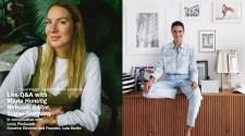 Live Q&A Lala Berlin and Maria Hunstig, Vogue Germany