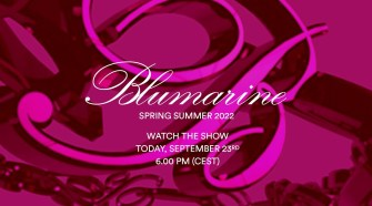 Blumarine Spring Summer 2022 Fashion Show