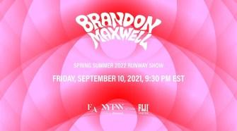 Brandon Maxwell Spring Summer 2022 Runway Show