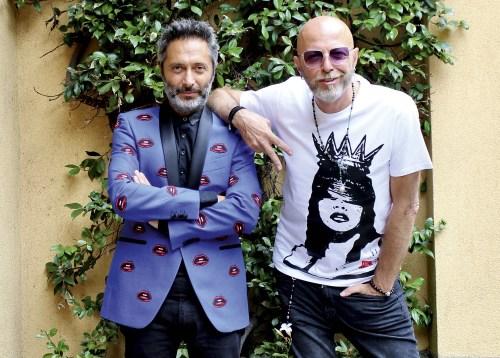 Pau for Carlo Pignatelli: an unexpected all rock and roll capsule - Carlo Pignatelli and Pau