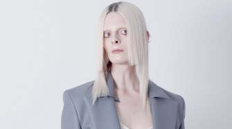 DiscoveryLAB Presents MYNOK, THE BACKWARD VENDOR In Collaboration with TONI&GUY #LFW
