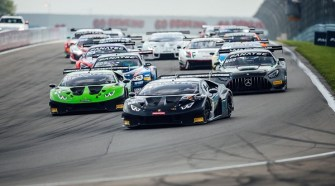 Lamborghini takes eighth GT World Challenge America victory and maiden DTM podium
