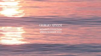 Giorgio Armani SS22 Women's Fashion Show