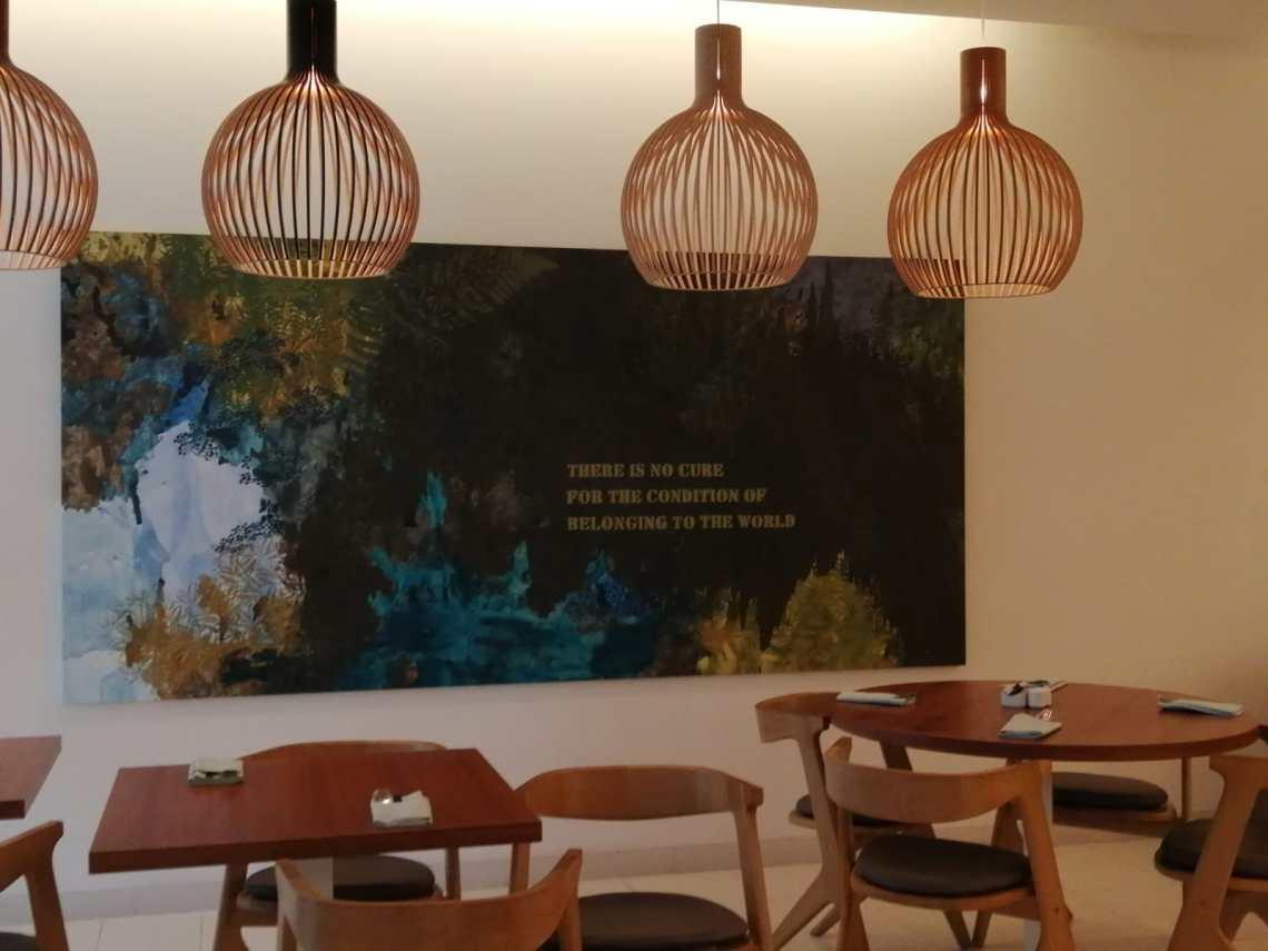 Work by Hannah Stippl at JW Marriott Venice Resort & Spa
