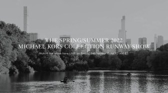 Michael Kors Collection Spring/Summer 2022 Runway Show