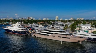 The Fort Lauderdale International Boat QShow is Back with Luxury, Lifestyle at the Helm