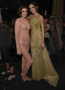 Art Hearts Fashion Los Angeles Fashion Week Backstage and Front Row - Day 1 5