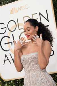 74th Annual Golden Globes Awards Red Carpet 11