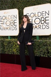 74th Annual Golden Globes Awards Red Carpet 13