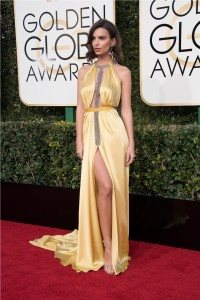 74th Annual Golden Globes Awards Red Carpet 17