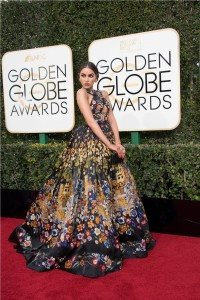 74th Annual Golden Globes Awards Red Carpet 19