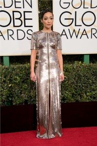 74th Annual Golden Globes Awards Red Carpet 41