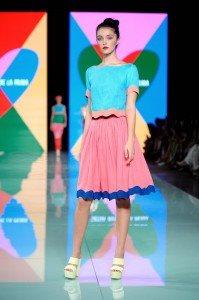 Agatha Ruiz de la Prada Fashion Show 35