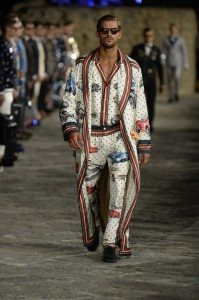 Dolce & Gabbana's Alta Sartoria Show 7