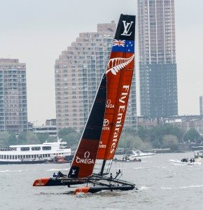 2016 America's Cup Returns To New York City 27