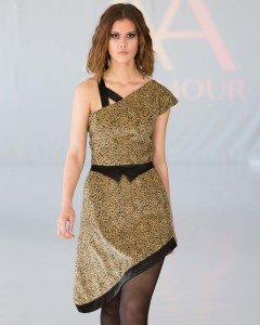 Ane Amour New York Fashion Week Runway Show 9