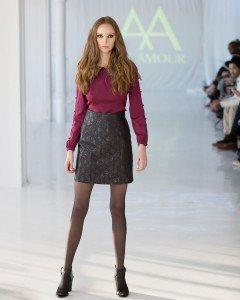 Ane Amour New York Fashion Week Runway Show 17