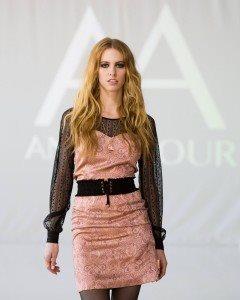 Ane Amour New York Fashion Week Runway Show 19