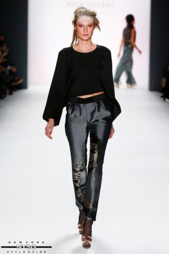 Anja Gockel - Berlin Fashion Week FW 2016 15