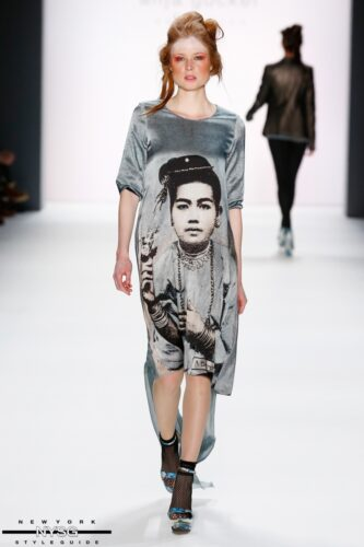 Anja Gockel - Berlin Fashion Week FW 2016 9