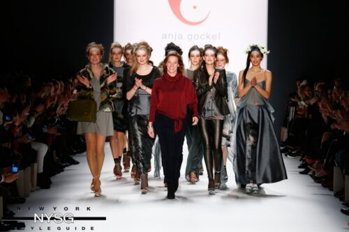 Anja Gockel - Berlin Fashion Week FW 2016 1