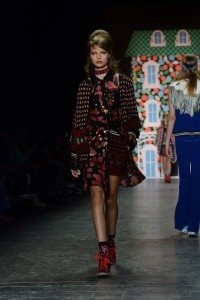 Anna Sui SS17 Collection at New York Fashion Week 29