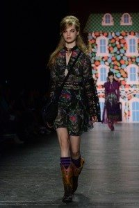 Anna Sui SS17 Collection at New York Fashion Week 39