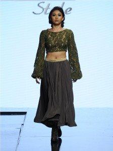 Arzamendi Style & Willfredo Gerardo Runway | Art Hearts Fashion Los Angeles Fashion Week 13