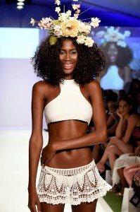 Baes and Bikinis Epitomizes Endless Summer on SWIMMIAMI Runway 21