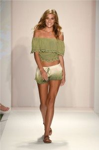 Beach Freedom Glides Gorgeously Down the Runway at SWIMMIAMI 51