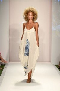 Beach Freedom Glides Gorgeously Down the Runway at SWIMMIAMI 35