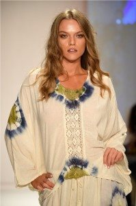 Beach Freedom Glides Gorgeously Down the Runway at SWIMMIAMI 25
