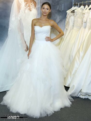 New York International Bridal Week 9