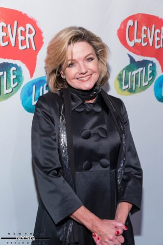 Opening Night for Clever Little Lies 1