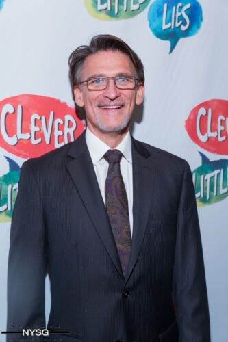 Opening Night for Clever Little Lies 5