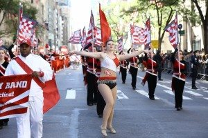 72nd Annual Columbus Day Parade in NYC 31