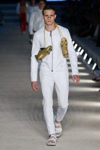 Dirk Bikkenbergs Runway Show at Milan Fashion Week SS17 3