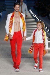 Dirk Bikkenbergs Runway Show at Milan Fashion Week SS17 9