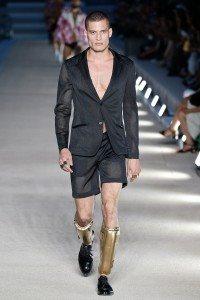 Dirk Bikkenbergs Runway Show at Milan Fashion Week SS17 35