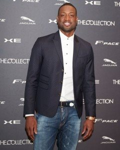 DWYANE WADE & THE COLLECTION REVEALED THE ALL-NEW 2017 JAGUAR XE AND F-PACE 37