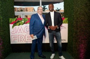 DWYANE WADE & THE COLLECTION REVEALED THE ALL-NEW 2017 JAGUAR XE AND F-PACE 19