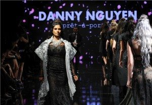 Danny Nguyen Runway Show at Art Hearts Fashion Los Angeles Fashion Week 2017 9
