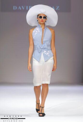 David Tupaz runway show at Style Fashion Week 1