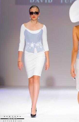 David Tupaz runway show at Style Fashion Week 3
