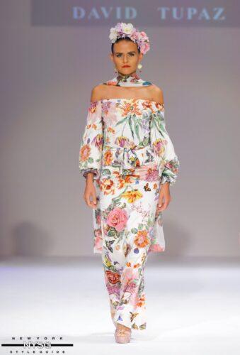 David Tupaz runway show at Style Fashion Week 11