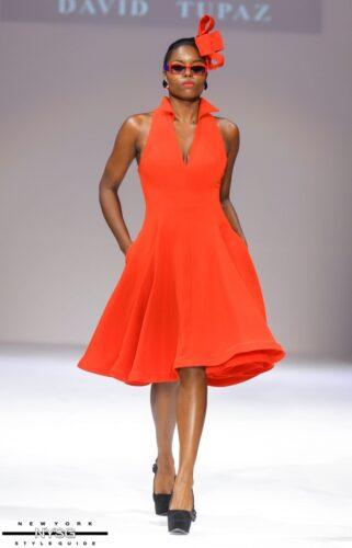 David Tupaz runway show at Style Fashion Week 19