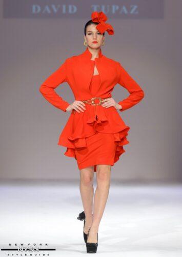 David Tupaz runway show at Style Fashion Week 27