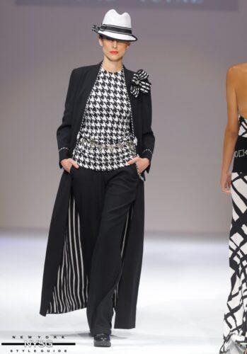 David Tupaz runway show at Style Fashion Week 45