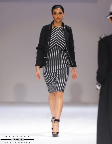 David Tupaz runway show at Style Fashion Week 47