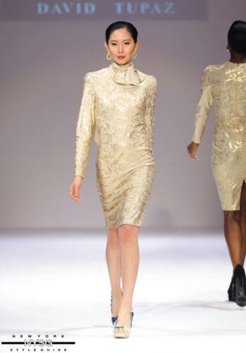 David Tupaz runway show at Style Fashion Week 59